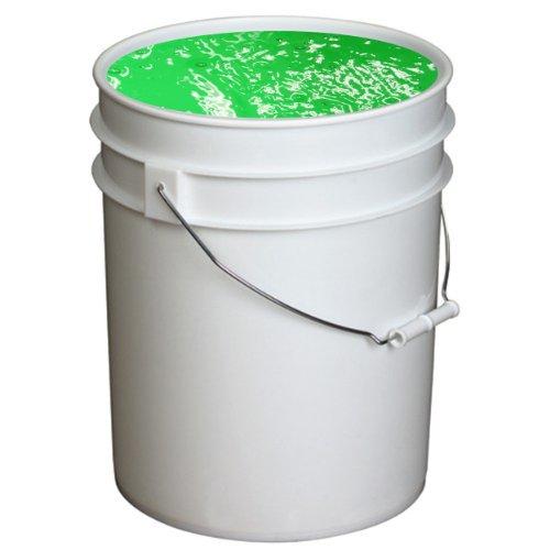 Handy Art UV Neon Event Paint in Bucket, 5-Gallon, Green]()