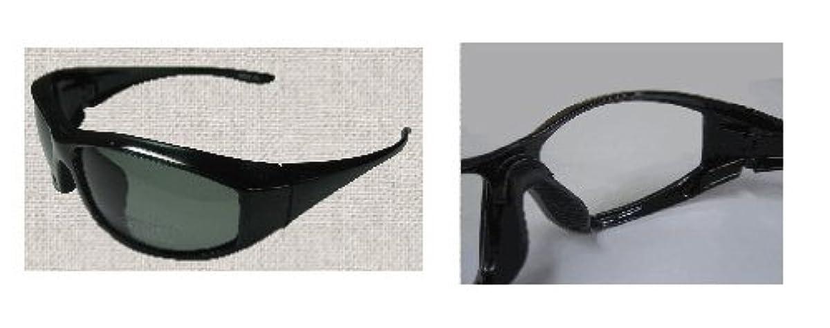 [해외] [스피드 피트] 썬글라스 COZY/코지 그린 편광 CZ-F3 / 그린 / CZ-F3