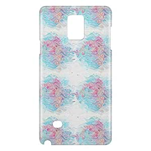 Loud Universe Galaxy Note 5 Waves 8 Print 3D Wrap Around Case - Multi Color