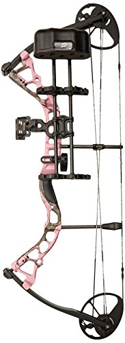 Diamond Infinite Edge Compound Bow Package LH Pink Blaze Camo