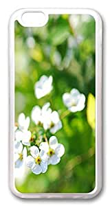 Apple Tree Bloom Custom iPhone 6 Case Cover Polycarbonate Transparent wangjiang maoyi