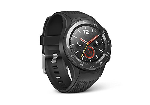 Huawei Watch 2 – Carbon Black – Android Wear 2.0 (US Warranty)