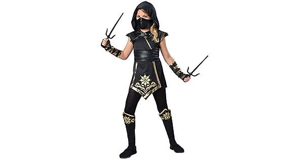 Amazon.com: Traje de ninja mística, por InCharacter ...