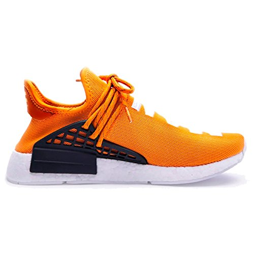 Tangerine Trail Women Man Hue Lightweight Casual Breathable Fashion Sneaker Human Men Shoes Race v4BqHn66