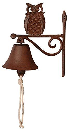 Esschert Design Owl Doorbell
