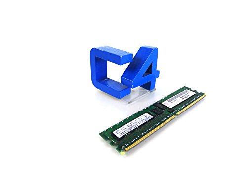 41Y2762 IBM 2GB 667MHZ DDR II 2x1GB 240-PIN PC2-5300 LOW PROFILE CL5 REGISTERED ECC DIMM