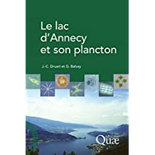 Le lac d'Annecy et son plancton