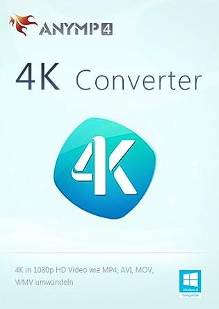 AnyMP4 4K Converter   4K UHD Filme Für Die Wiedergabe Auf 4K Gerät  Konvertieren [