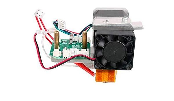 CoLiDo Juego Completo EXTRUSOR DIY/2.0 PLUS/M2020/X3045 Recambio ...