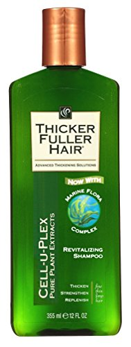 Thicker Fuller Hair Revitalizing Shampoo, 12 - Revitalizing Hair Shampoo Thicker Fuller