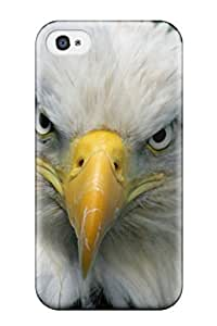 Hot Tpye Bald Eagle Case Cover For Iphone 4/4s