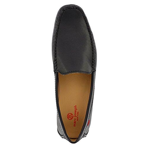 Joseph Napa Made Genuine in Driver Broadway Leather Men's York Black Shoe Brazil Marc New pZwnq6OpYd