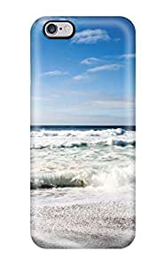 HVifImh2822qucyc Case Cover, Fashionable Iphone 6 Plus Case - Cool Beach by lolosakes