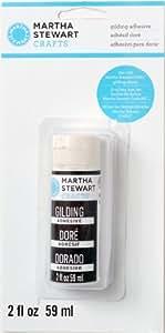 Martha Stewart Crafts Decoupage Gilding Adhesive (2-Ounce), 33293