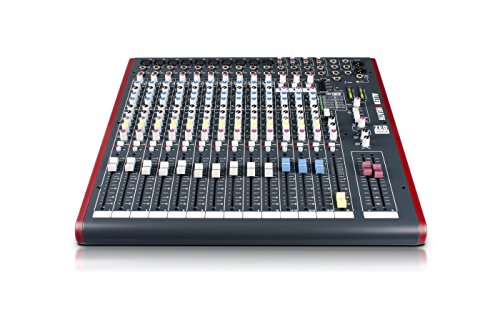 Allen & Heath ZED-16FX 16-Channel Multi-Purpose USB Mixer with FX for Live Sound and Recording by Allen & Heath (Image #2)