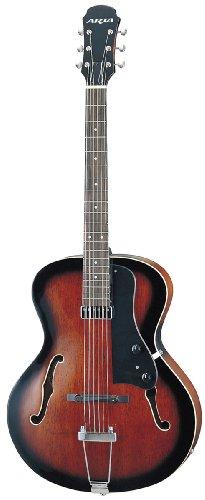 Aria FA-50E Electric Guitar - Brown (Aria Electric Guitar)
