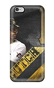 Quality HermanLWilliams Case Cover With Pittsburgh Pirates Nice Appearance Compatible With Iphone 6 Plus