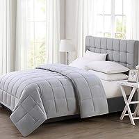 Member's Mark BK2928BLQN-4606 Down Alternative Blanket Oversized Full/Queen Gray