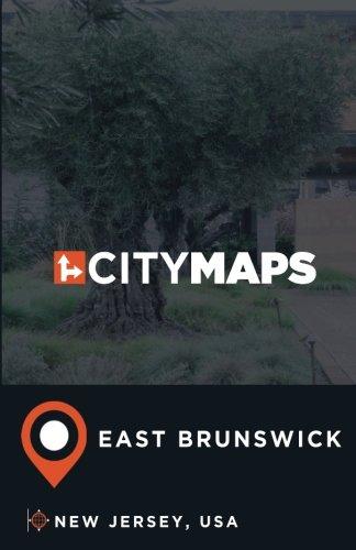 City Maps East Brunswick New Jersey, ()