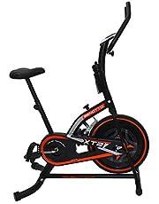 Bicicleta Fija Para Spinning Benotto Naranja Con Pantalla Digital
