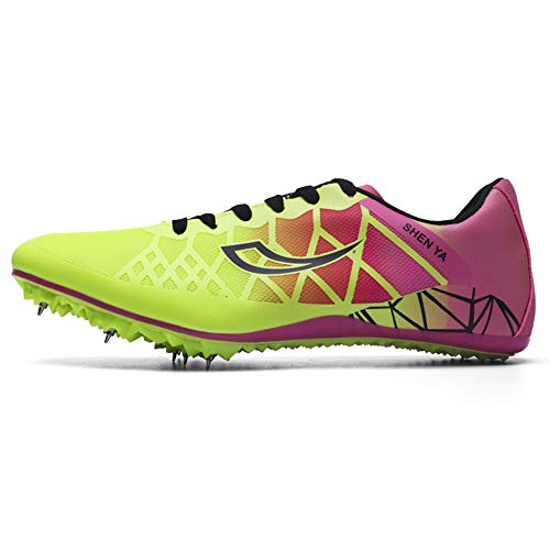 b2ca4c526 Ifrich 2019 Men Spikes Athletics Racing Shoe Track and Field – Best ...