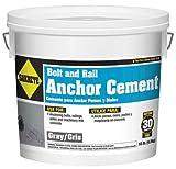 SAKRETE OF NORTH AMERICA 60205003 Anchor Cement, 10 lb