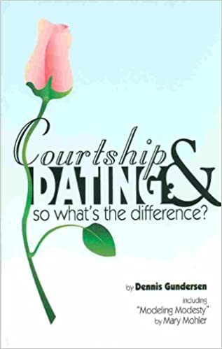 difference between christian courtship and dating