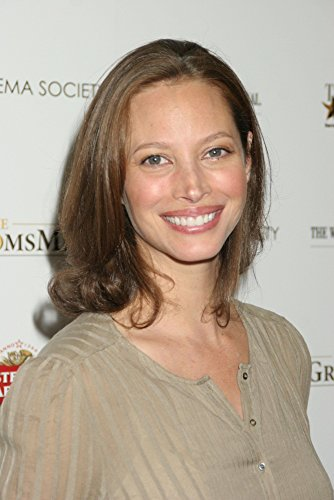 2006 8x10 Framed Photo - Christy Turlington At Arrivals For The Groomsmen Screening United Artists Southampton Theatre Southampton Ny June 17 2006 Photo By Rob RichEverett Collection Photo Print (8 x 10)