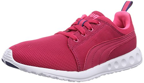 Puma Carson Runner Wn's - zapatillas deportivas de material sintético mujer Rosa  Pink (03 Virtual Pinkfluo Pink)
