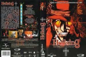 Hellsing: Serie Completa [DVD]