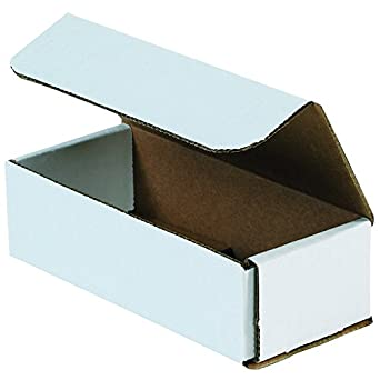amazon com aviditi m732 corrugated mailers 7 x 3 x 2 oyster