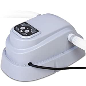 Happy Hot Tubs Bestway Inline Swimming Pool Heater 3kw for up to 15'