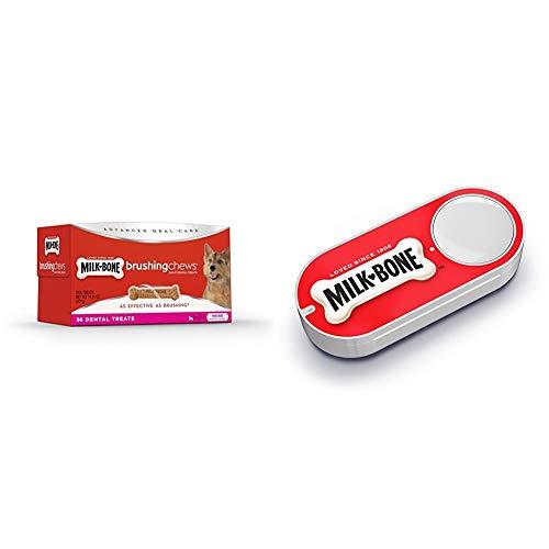 Milk-Bone Dash Button