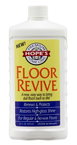 HOPE'S Floor Revive, 16-Ounce, Case of 12