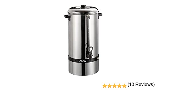 SARO 317 – 1015 Cafetera Eléctrica saromica Modelo 6015: Amazon.es: Industria, empresas y ciencia