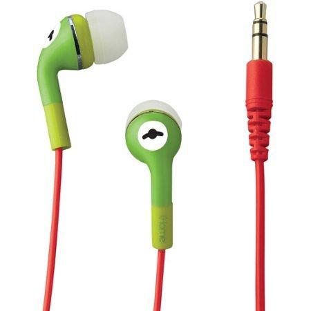 TopOne Kermit Noise Isolating Earphones 092298912097