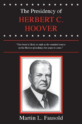 The Presidency of Herbert Hoover (American Presidency - Zon Spa
