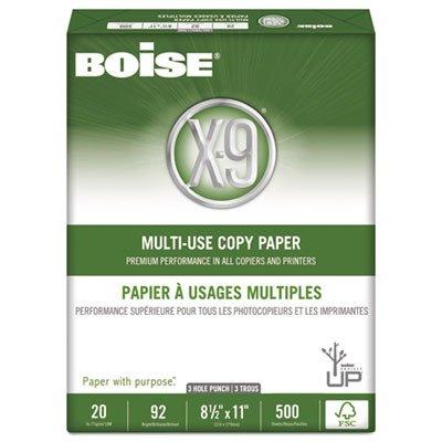 CASOX9001P - X-9 Multi-Use 3-Hole Copy Paper
