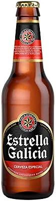 Estrella Galicia Cerveza Especial -Pack de 6 x 25 cl - Total: 1,5 l: Amazon.es: Alimentación y bebidas