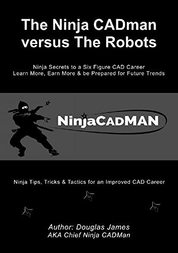 Amazon.com: The Ninja CADman versus The Robots: Ninja ...