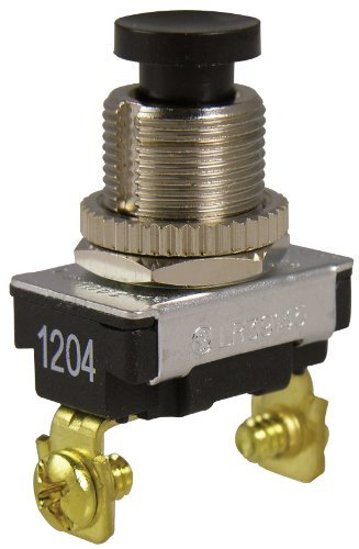 - GB Gardner Bender GSW-22 Normal Off Push Button Switch