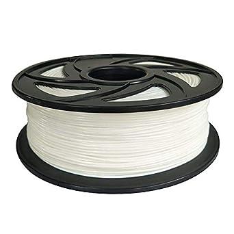 Filamento para impresora 3D, 1,75 mm, filamento PLA, 1 kg, bobina ...