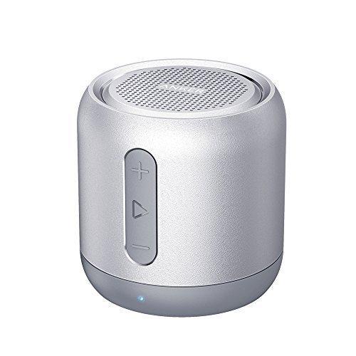 Anker Bluetooth Speaker, SoundCore mini, Super Portable Speaker with...