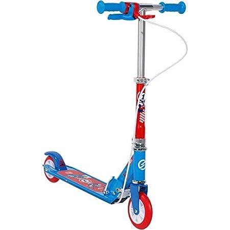 Scooter Plegable para niños, Ajustable de 2 Alturas para ...