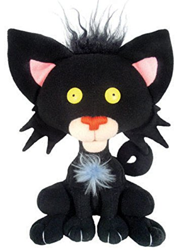 MerryMakers Kitty Plush Doll 8 Inch