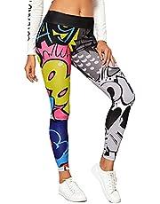 Zekra Sportswear - Sport Leggings Pants - For Women - 2725612390223