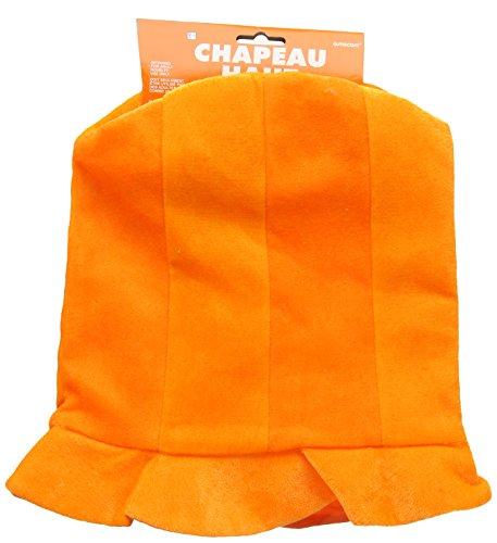 Amscan hoch Top Hat (orange)