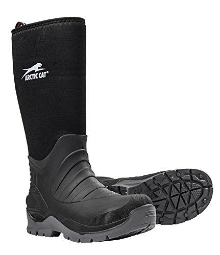 Arctic Cat Men's Boots (Black, 12) ()