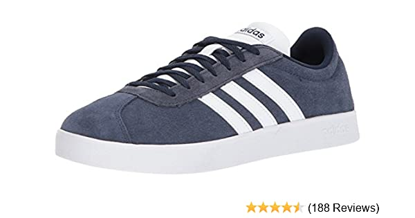 premium selection 29188 64def Amazon.com  Adidas Mens Vl Court 2.0 Sneaker  Fashion Sneake