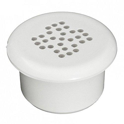 Waterway 672-2000 Gunite Air Injector Floor Cap - White